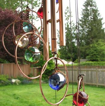 Музыка ветра для поддержания благотворной энергетики в доме
