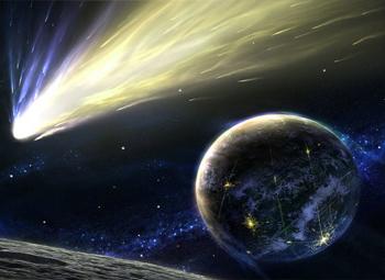 сила летящих звезд