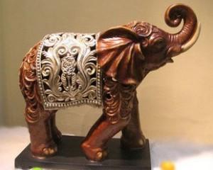 Образ величественного слона в традиции фен-шуй