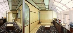 Релакс комната на Фрунзенской по фэн-шуй
